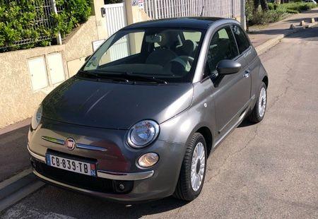 FIAT 500 1/4