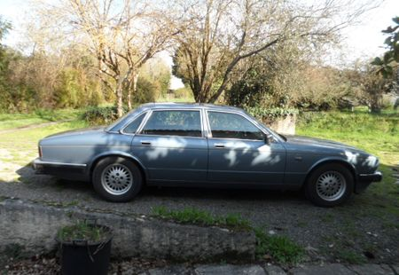 JAGUAR SOVEREIGN 3/4